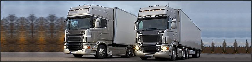 Гуми за товарни автомобили
