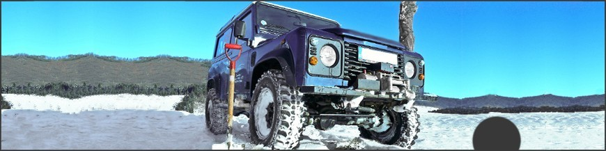 Зимни гуми за джипове