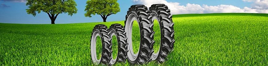 Тесни гуми и джанти за агротехника